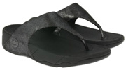 Shimmersuede by Fitflop in Black